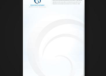 Dr. Gelson Carneiro - Bloco Receituário
