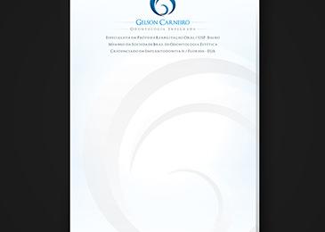 Dr. Gelson Carneiro - Bloco Receituário v2