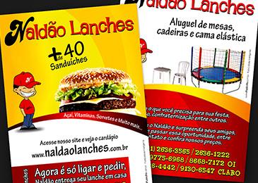 Naldão Lanches