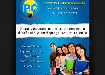 Curso P&C - Curso Técnico à Distância
