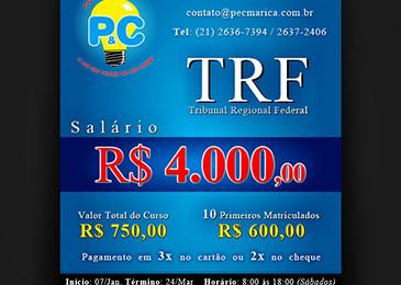 Curso P&C - TRF